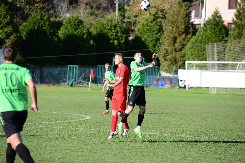 Смоленские футболисты уступили в матче за «бронзу» итогового турнира