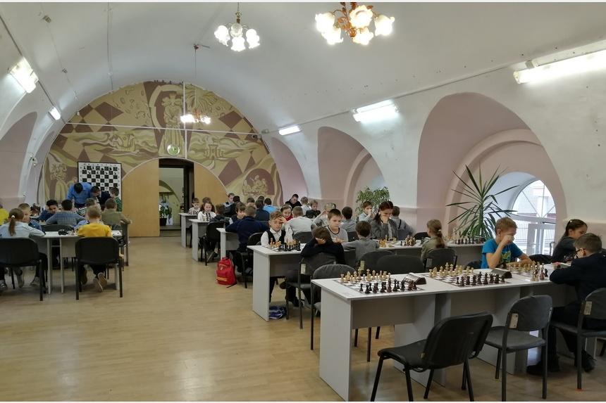 В Смоленске состоялся турнир по шахматам
