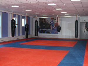 Под Смоленском открыли новый зал для бокса