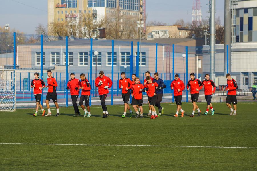 ФК «Смоленск» приглашает футболистов на просмотр