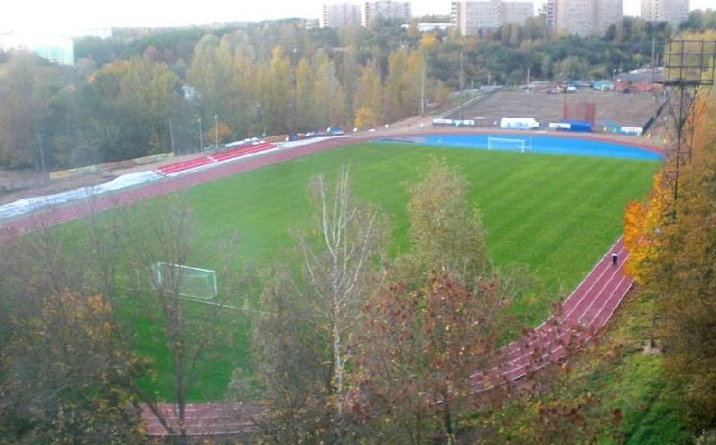 В Смоленске на стадионе «Крылья Советов» возобновятся спортивные соревнования