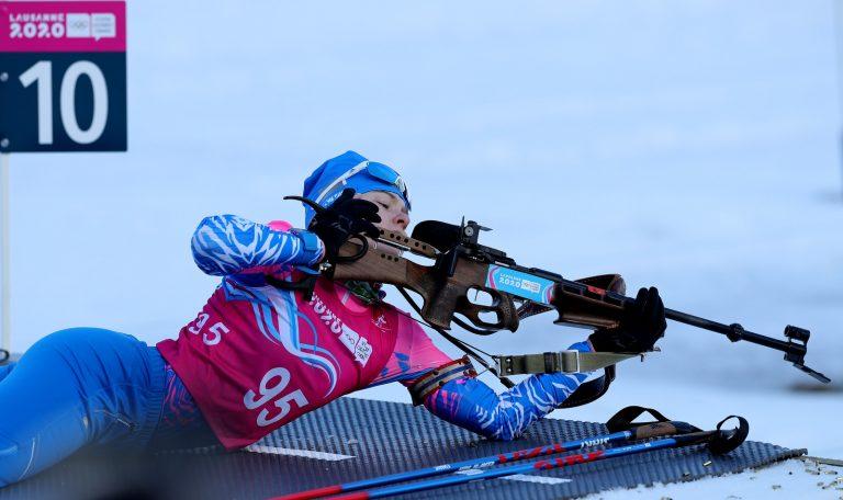 Смолянка выиграла вторую медаль на юношеской Олимпиаде