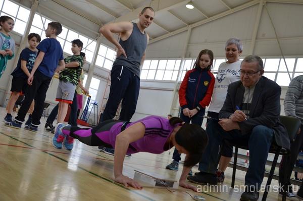 Смоленские семьи поборются за поездку на Олимпийские игры в Японию