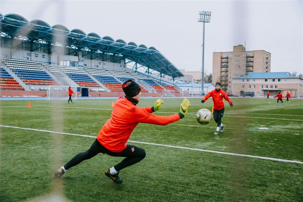 Первый матч 2020 года ФК «Смоленск» проведет с минским «Энергетиком»