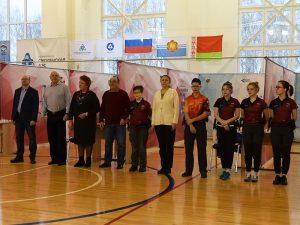 В Десногорске открыли стрелково-патриотический клуб «Атом»