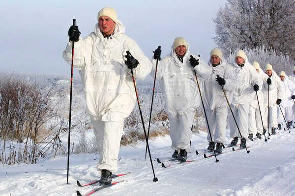 Лыжный переход десантников в честь 75-летия Победы пройдет через Смоленскую область