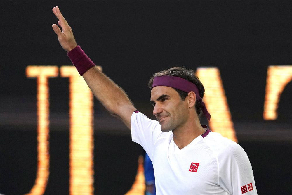 Федерер вышел в полуфинал Australian Open, отыграв семь матчболов