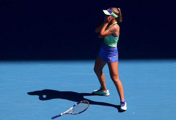 Кенин обыграла Барти и вышла в финал Australian Open