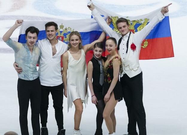 Определен состав сборной России по фигурному катанию на чемпионат мира
