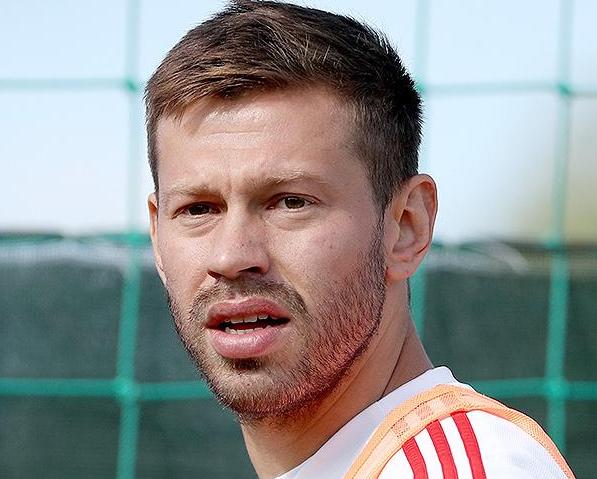 Нападающий «Локомотива» Смолов перейдет в испанскую «Сельту»