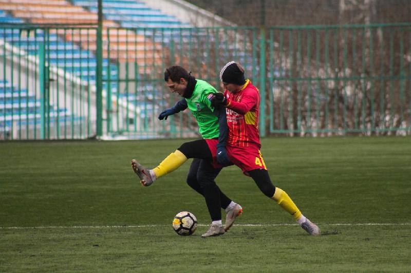 «Красный-СГАФКСТ» уступил «Пересвету» в Кубке нации