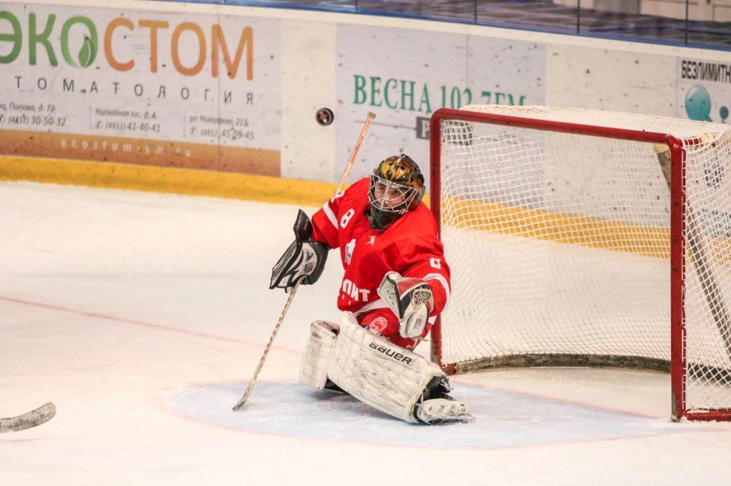 В Смоленске хоккейный клуб «Монолит» сыграет с командой физакадемии