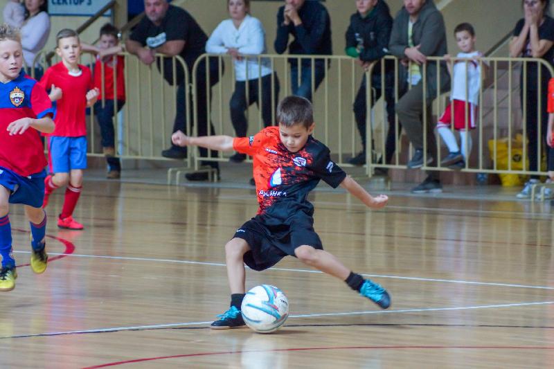 В Смоленске пройдет международный турнир по мини-футболу