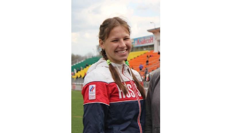 Смоленская легкоатлетка выиграла первенство России
