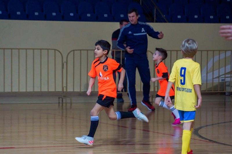 В Смоленске стартовал детский футбольный турнир памяти Константина Андросенко
