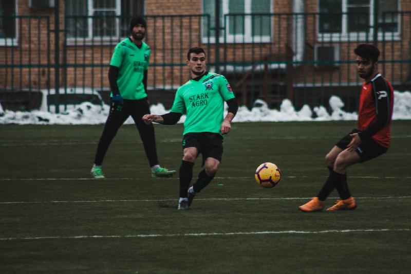 Футболисты смоленского клуба «Красный-СГАФКСТ» победно завершили Кубок нации