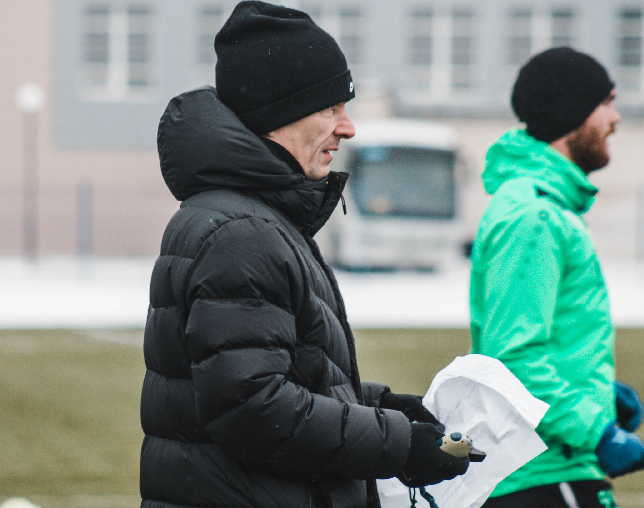 Виктор Булатов объяснил, почему возглавил смоленский клуб «Красный-СГАФКСТ»