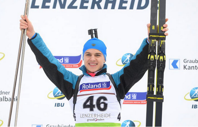 Смоленский биатлонист победил на чемпионате мира среди юниоров