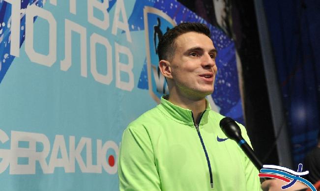 Смолянин Илья Иванюк стал третьим на «Битве полов»