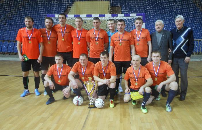 В чемпионате Смоленской области по футболу определился победитель