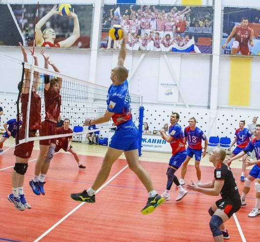 Смоленская область примет финальный тур Первой лиги по волейболу