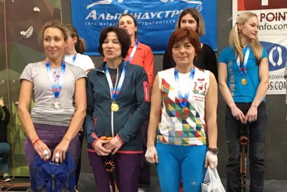 Скалолазка из Смоленска завоевала «бронзу» международных соревнований