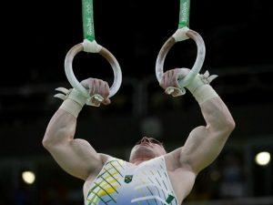 Смоленский гимнаст отличился во Владимире