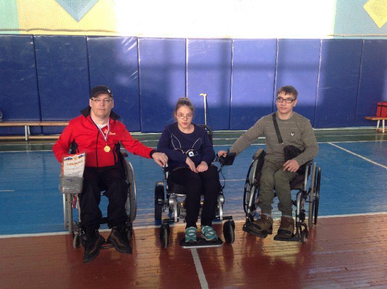 Смоляне привезли медали с открытого чемпионата Брянской области по бочча