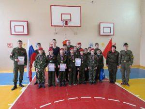 В Смоленской области прошли соревнования в память о 6 десантной роте