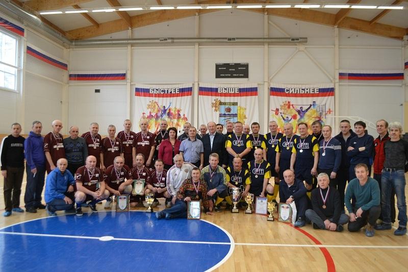 Смоленские ветераны выиграли «Кубок Чемпионов»
