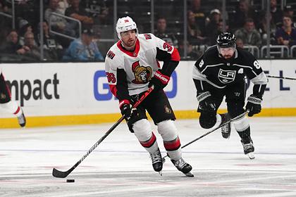 Сезон НХЛ прерван из-за коронавируса