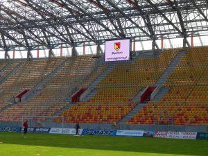Успеть до пандемии. Смоляне побывали на футбольном матче в Польше