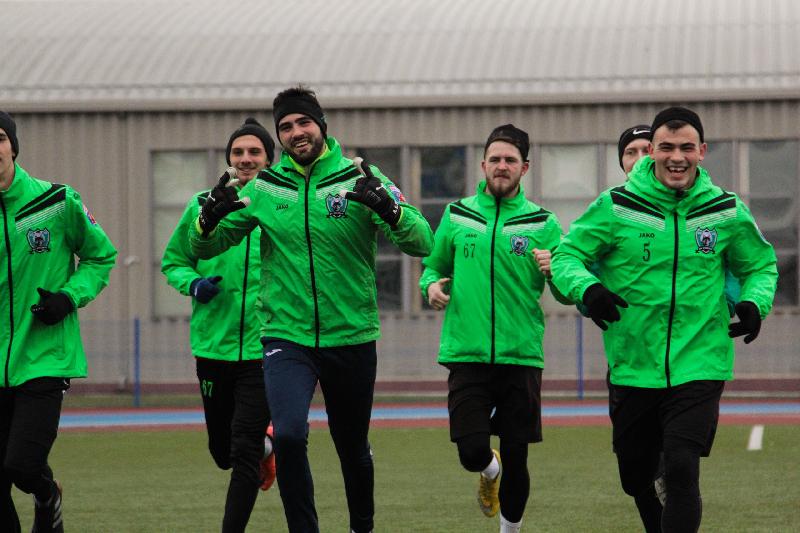 Смоленские футболисты узнали соперников по Кубку СФФ «Центр»
