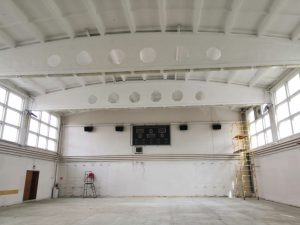 В Смоленске отремонтируют спортивную школу олимпийского резерва №7