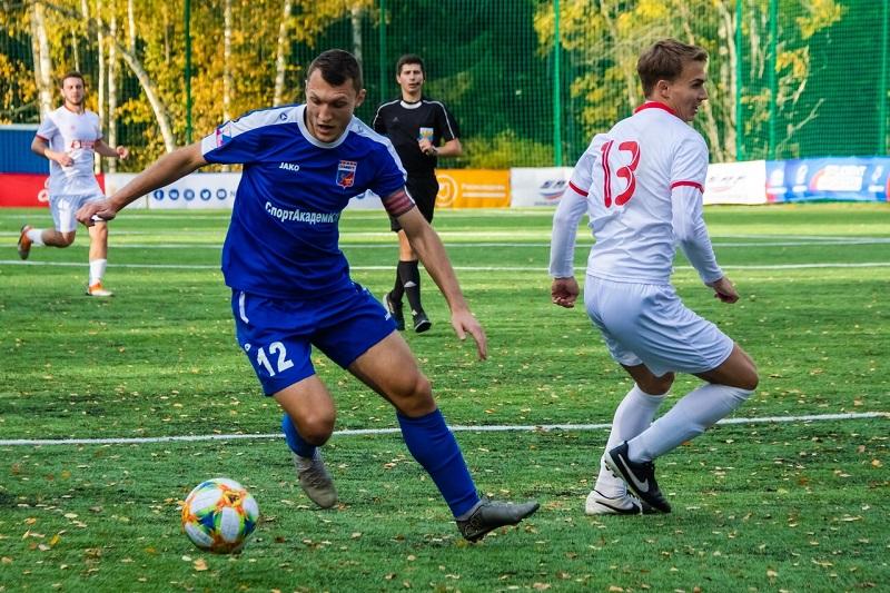«Разгром — дело тонкое». Смоленские футболисты с победы начали тур НСФЛ в Краснодаре