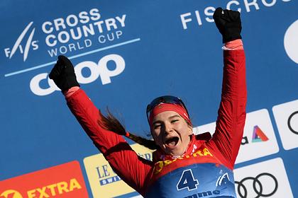 Российская лыжница рассказала о наплевательском отношении к норвежской сборной