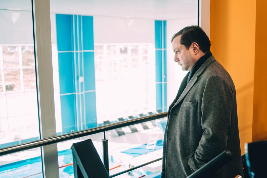 Алексей Островский поручил ввести особые меры в спортивных учреждениях Смоленской области