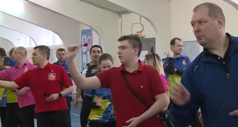 Смоленск принял чемпионат ЦФО по дартсу