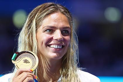 Ефимова рассказала о преимуществах учебы за границей для российских спортсменов