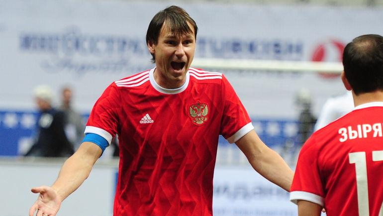 Егор Титов: «Опасно продолжать футбольный сезон в Белоруссии, Смоленская область совсем рядом»