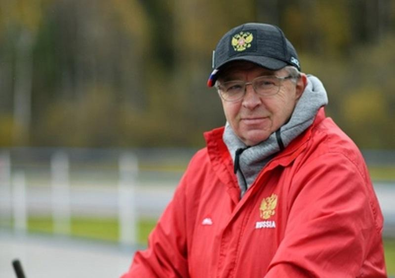 Смолянин Юрий Векшин рассказал о смене главного тренера в сборной России по биатлону