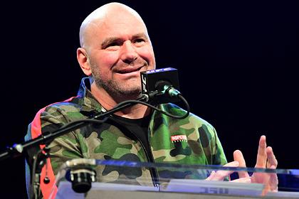 Глава UFC пообещал провести бой Нурмагомедова и Фергюсона