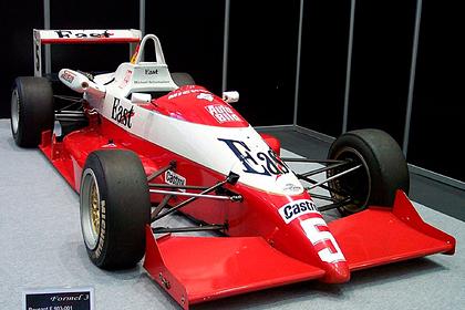 Чемпионский болид Шумахера выставили на продажу