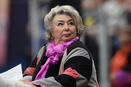 Тарасова отреагировала на отмену чемпионата мира по фигурному катанию