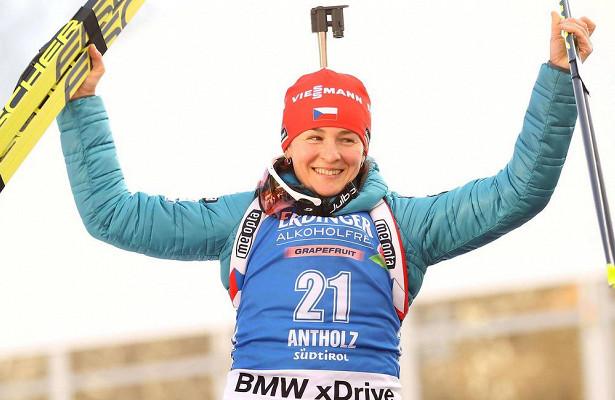 Серебряный призер Олимпийских игр в Сочи биатлонистка Виткова завершила карьеру