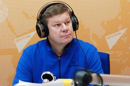 Губерниев отказался пить с Вяльбе