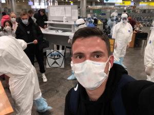 Смолянин Илья Иванюк: «Я лежал с температурой и ждал результата теста на коронавирус»