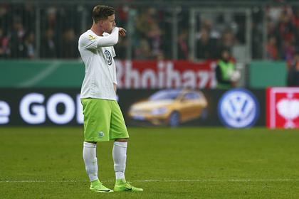 Немецкий футболист получил тяжелую травму на первой тренировке после карантина