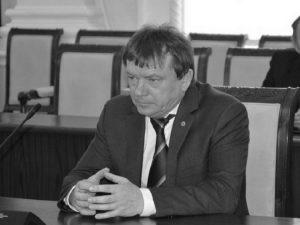 В Смоленске ушёл из жизни экс-директор футбольного клуба «Днепр»
