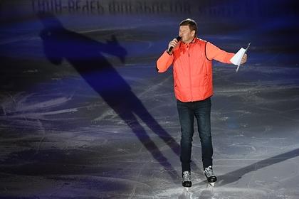 Губерниев поддержал сына Плющенко